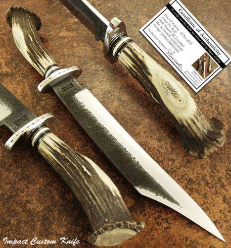 Влияние-столовые приборы-РАР-заказ-большие-вбили-Д2-боевой-охотничий нож-корона-рога