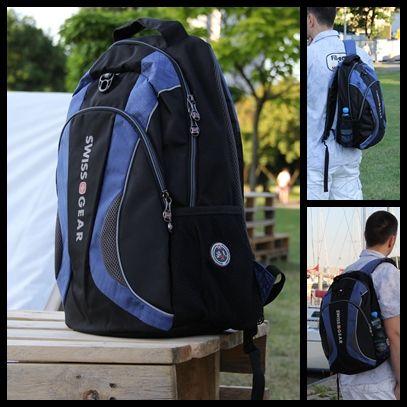 Plecak na laptopa Swissgear - The Mercury Poznaj wytrwałość i komfort ze SWISS GEAR