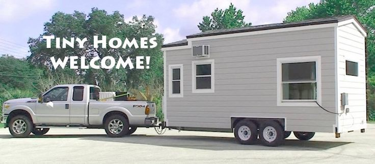 RV Parks Accepting Tiny Homes | Tiny Houses | Pinterest