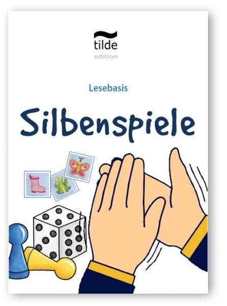 Silben Spiele – Silbenklatschen & Würfelspiele für die Phonologische Bewusstheit – Katrin Prüfer