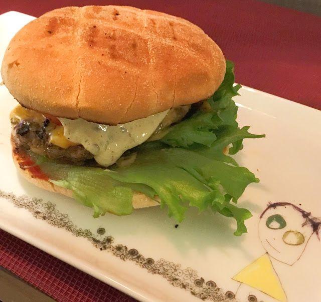 Guttas Kjøkken: Hamburger fra bunnen i Thermomix TMX