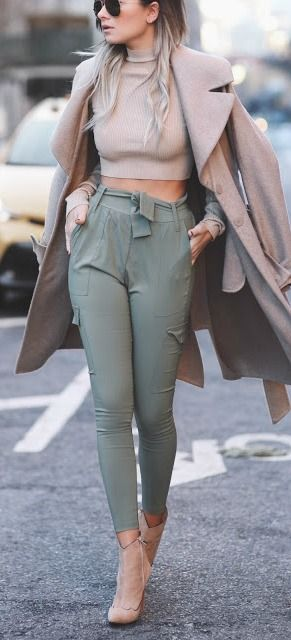 Street chic. Hermoso outfit lo quiero!!!