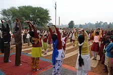 Surya Namaskara - Wikipedia