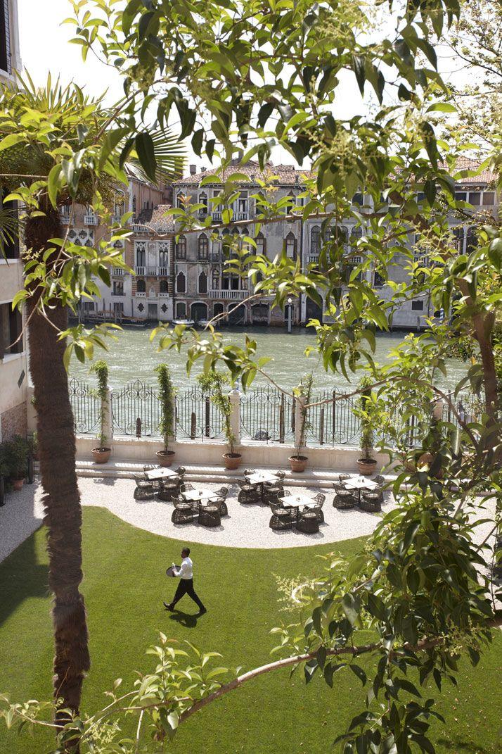 Aman Canale Grande Hotel, Venice; Italy