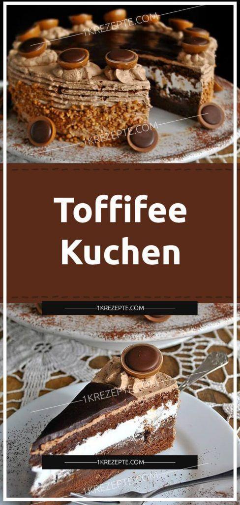 Tarta Toffifee   – Kuchen & Torten