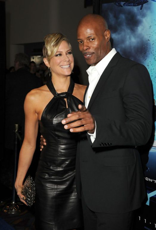 Brittany Daniel & Keenan Ivory  Brittaney and Keenan dated for quite some time. They were often seen on red carpets together looking very much in love. Sadly, their relationship did not last, but he was with her while she battled cancer back in 2014; making him a real man in our eyes.