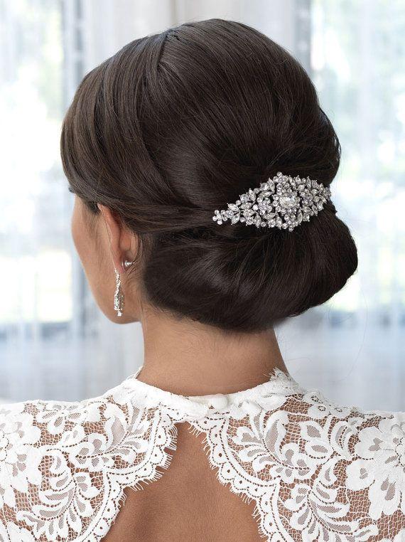 Vintage Hochzeit Haarkamm, antike Braut Kamm, Strass Haarkamm, Haarkamm für Hochzeit, Haarspange, Braut Haarschmuck ~ TC-2267 – beauty
