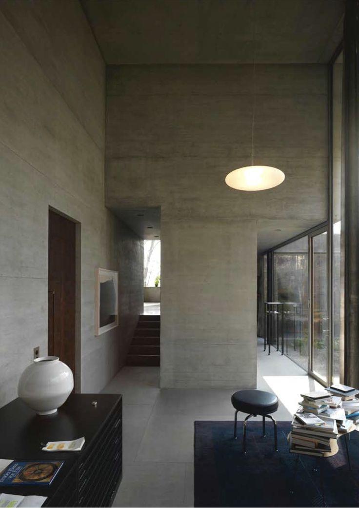 Wohn Und Atelierhaus Haldenstein 2005 Peter Zumthor
