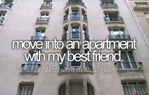 would be the best!Big Cities, Bucketlist, Cant Wait, Buckets Lists, Best Friends, Dreams, Bestfriends, House, Apartments