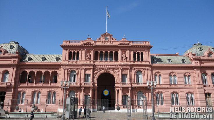 Casa Rosada - Buenos Aires, Argentina