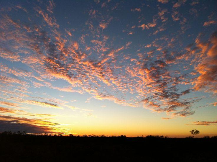 Desert Sunrise!