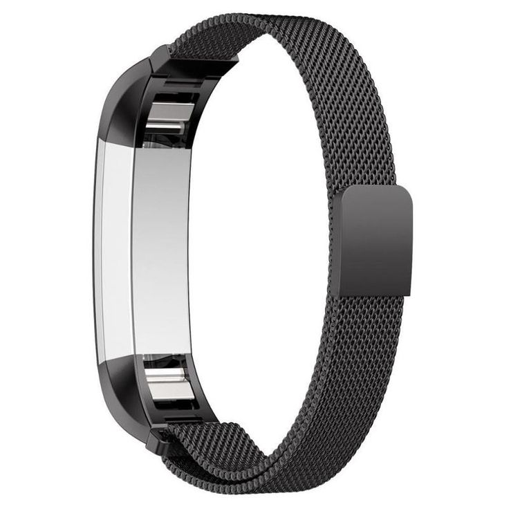 Sale 22% (9.99$) - Stainless Steel Watchband Band Strap Bracelet For Fitbit Charge 2