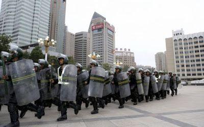 China mata a 28 supuestos terroristas en una región de mayoría musulmana   Tecnologia Actual