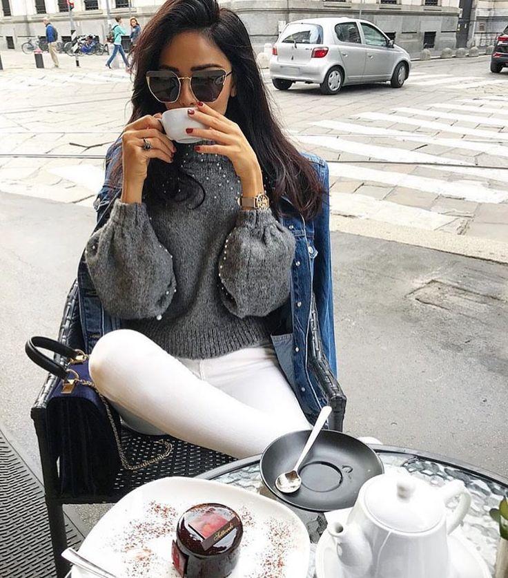 "8,706 Likes, 25 Comments - Zara Community (@zara__europe) on Instagram: ""Rocking that Zara sweater"""