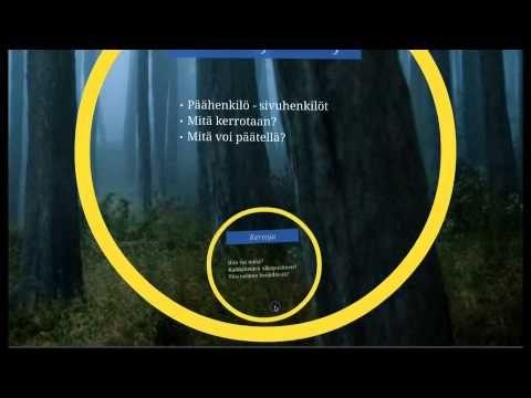Novellianalyysi - YouTube