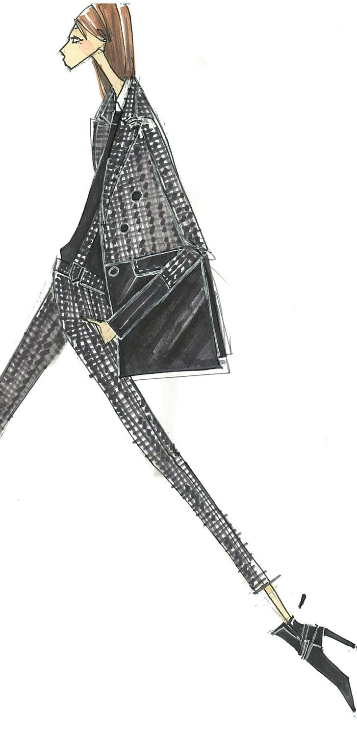 This Is What You Would Have Seen on Rachel Zoe's Runway ...