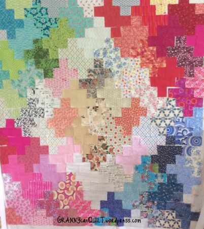 Gene Pool Quilt   Granny Can Quilt