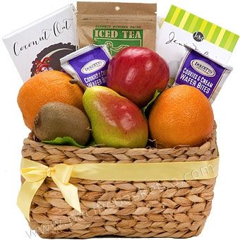 Earthly Goodness fruit gift baskets Vancouver