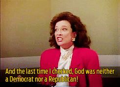 Julia Sugarbaker Southern Quotes   Fall Bracket II: Badass Lady Gif Party