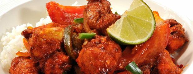 Sri lankan style devilled chicken recipe