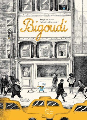 Amazon.fr - Bigoudi - Delphine Perret, Sébastien Mourrain - Livres