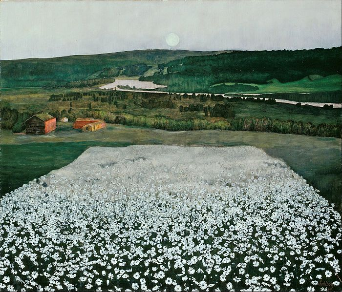 File:Harald Sohlberg - Flower Meadow in the North - Google Art Project.jpg
