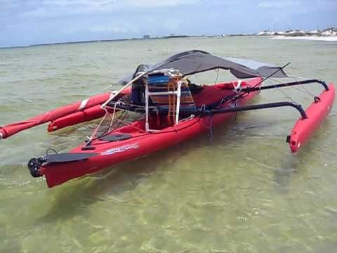 Hobie Adventure Island Sun Shade 2