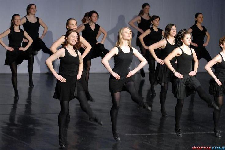 Танцевальный костюм северной ирландии
