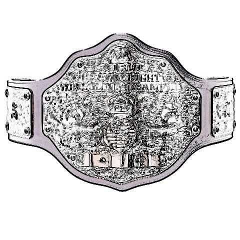 WWE Championship Belt Coloring