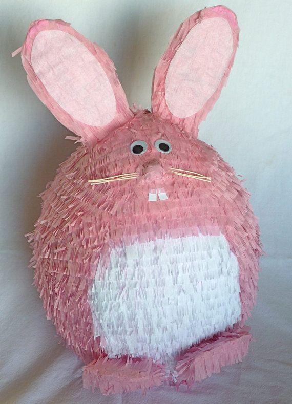 Pinata Bunny by DalePinatas on Etsy, $50.00