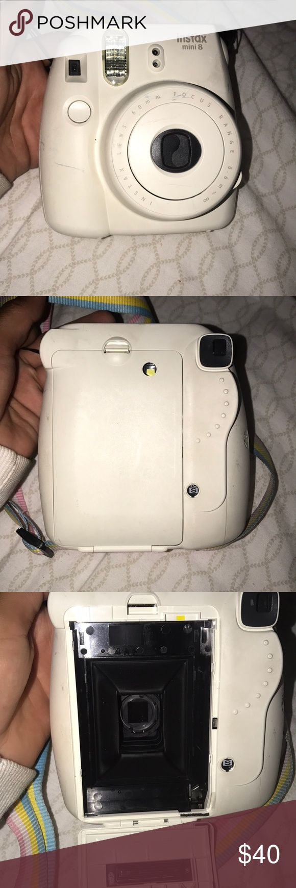Polaroid camera All white best buy Other