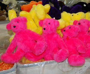An Abundance of Cuteness: Take a Tour of a Teddy Bear Factory: Take a Tour of Stuffington Bear Factory