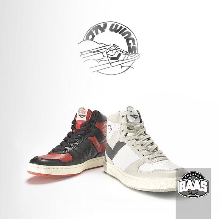 """Pony """"City Wing""""   Now online!   www.sneakerbaas.nl   #Pony #City #Wing #Fresh"""