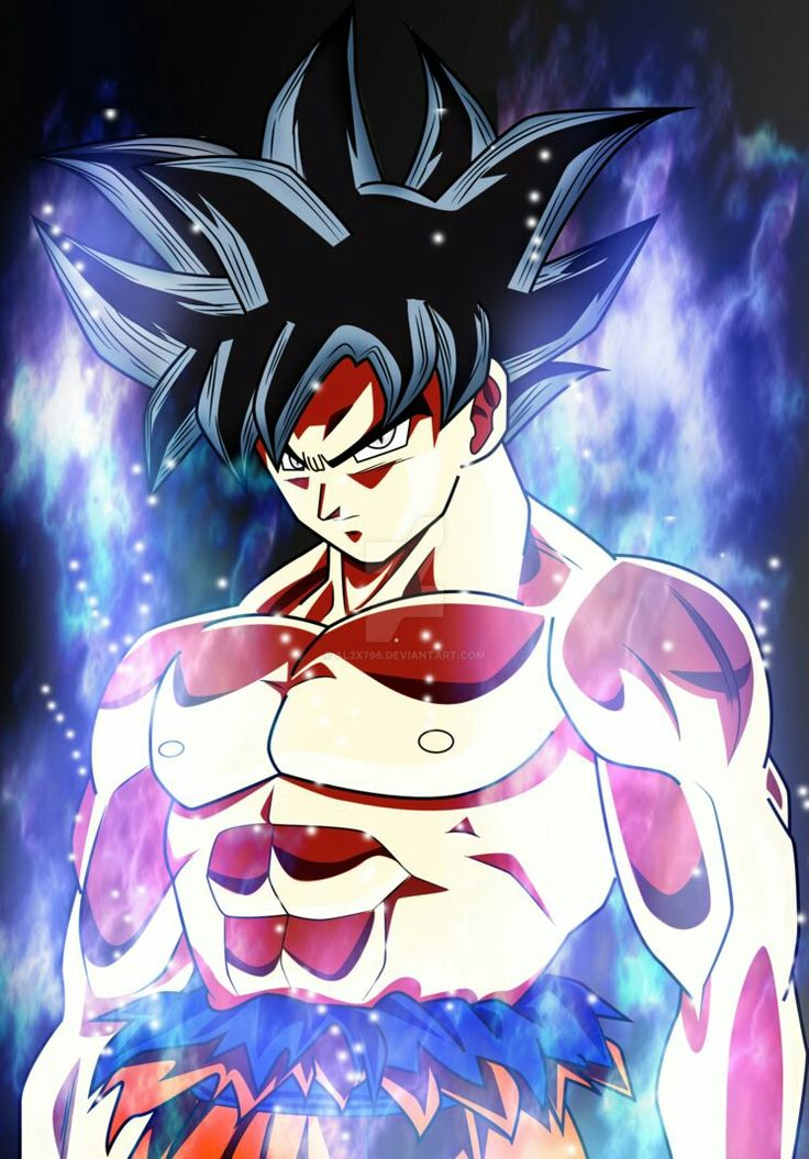 Goku's new form is too damn AWESOME!!!