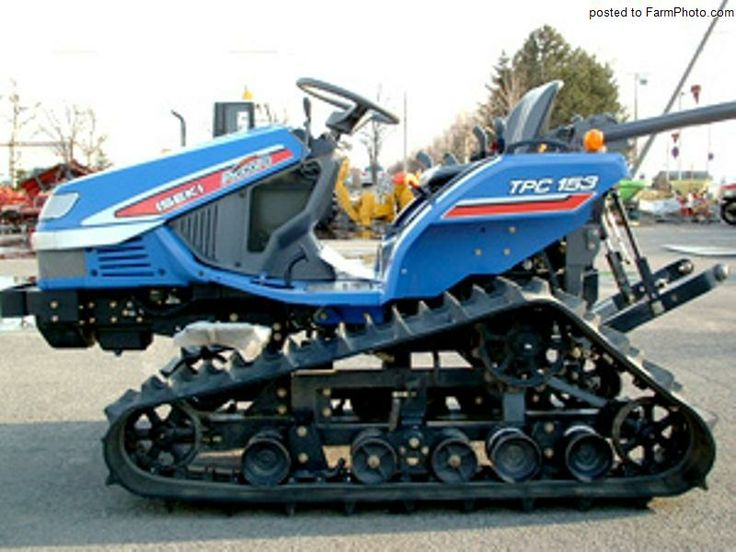 | Small Track Tractor. Anyone make one.???-iseki-tpc-153.jpg