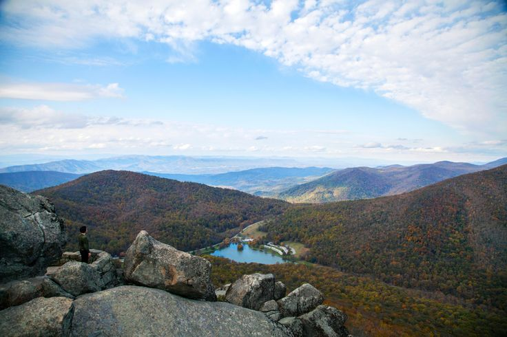 10 amazing outdoor adventures to explore when you visit the Roanoke Valley in the Blue Ridge Mountains of Virginia.