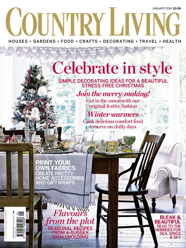 Country Living Magazines Country Decorating Ideas From