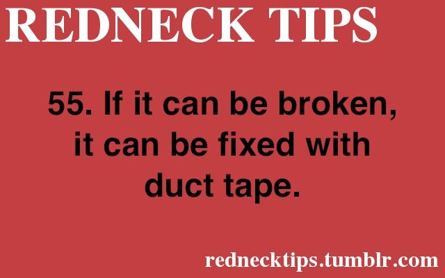 duct tape <3