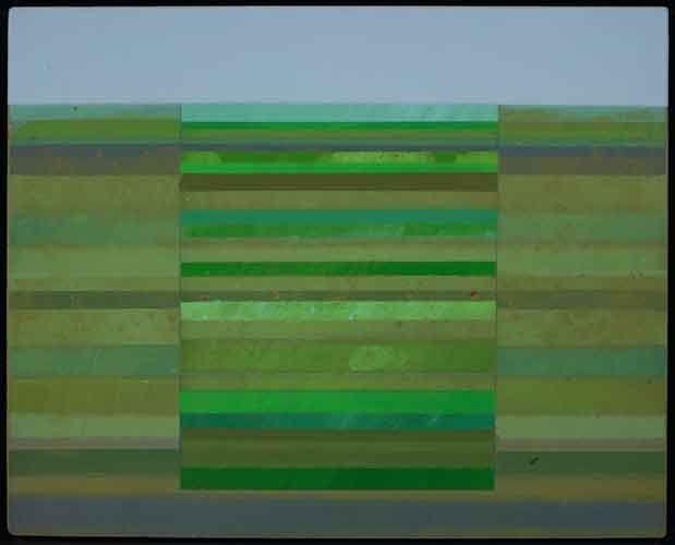 Field insert ©Peter Greenaway (GAM- Raccolte Frugone) Genova, 10.06.16-02.10.16