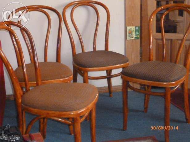 sprzedam 4 krzesła Radomsko - image 3