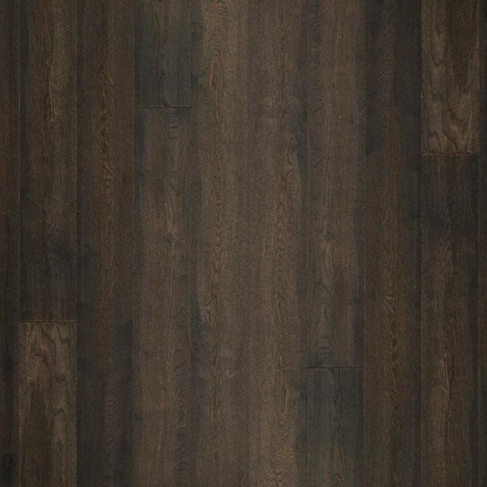 Parkett - LM Flooring - Ek - Midnight Black     Varför inte bara lägga om parketten i vardagsrummet?