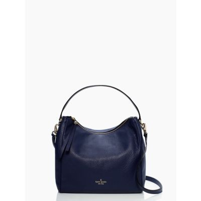 Cute bag and perfect rich color! I love this.