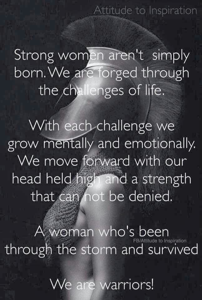 Image result for she is a warrior quotes | motivational ...