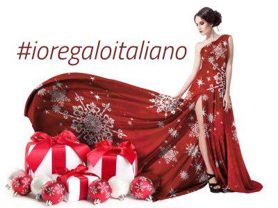 Hai già in mente un regalo natalizio Made in Italy? Raccontaci il tuo regalo 100% Made in Italy con una fotografia e un commento e pubblicala su Instagram con il tag #ioregaloitaliano.