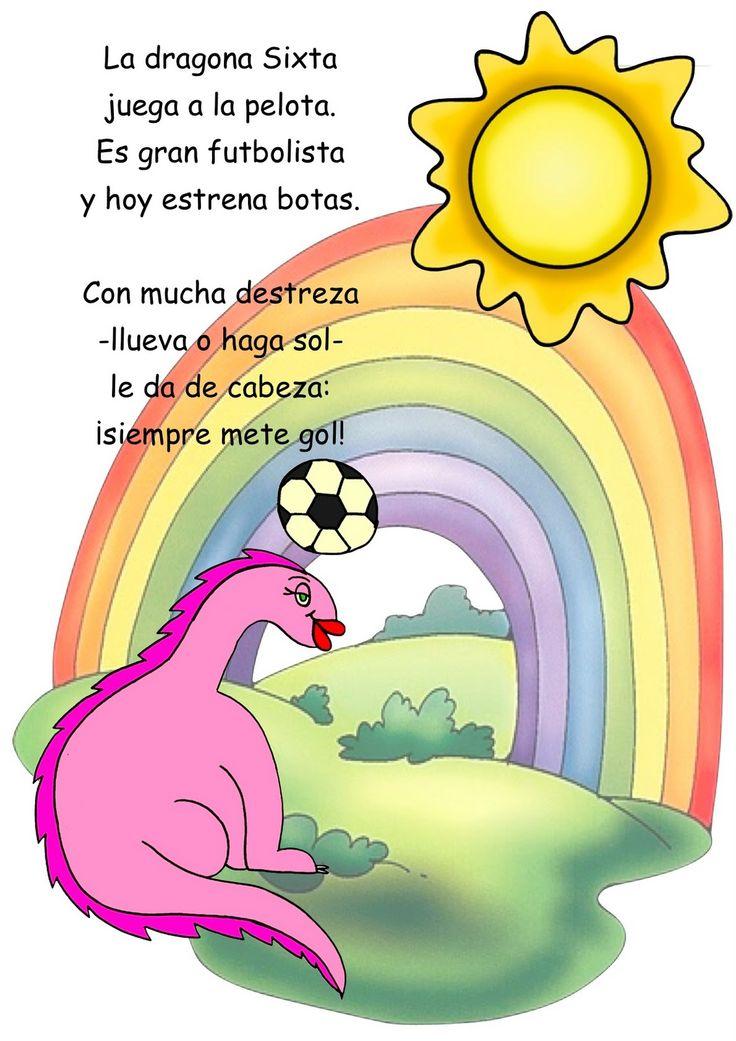 1000 images about poemas on pinterest spanish reading - Infantiles para ninos ...