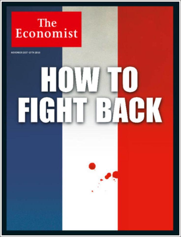 La guerre contre le terrorisme à la une des magazines internationaux