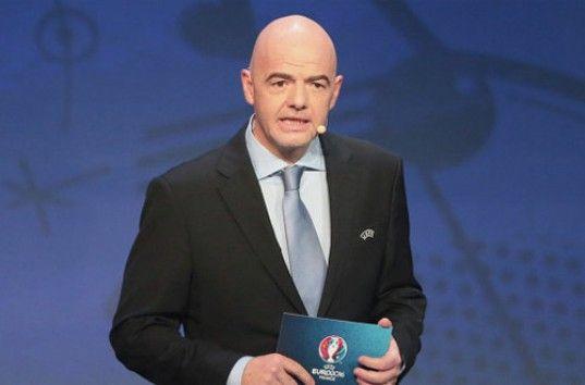 Новому президенту ФИФА Инфантино грозит 90 дней отстранения от работы