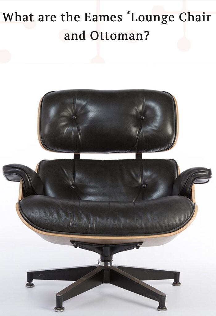 If You Ever Wanted To Find Out More Information About Any Eames Pieces For Example This Herman Mil With Images Lounge Chair Eames Lounge Chair Herman Miller Eames Lounge