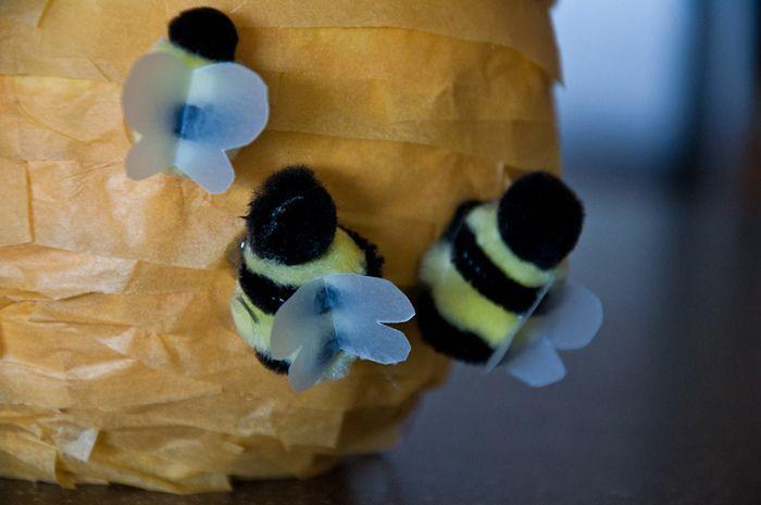 пиньята-пчелиный улей