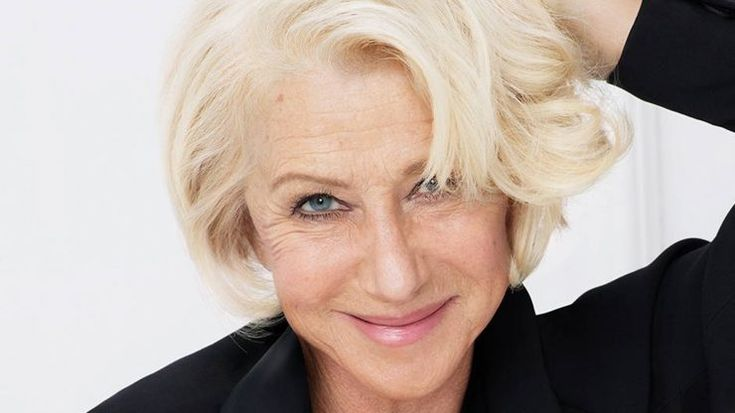 Helen Mirren Says No to Airbrushing in Latest L'Oreal Ads